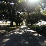 Chalmette Cemetery Entrance